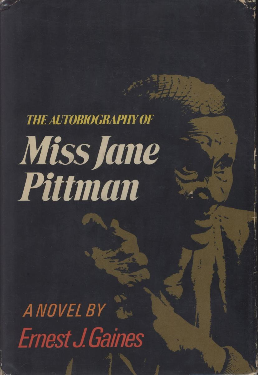 The Autobiography of Miss Jane Pittman Book Cover
